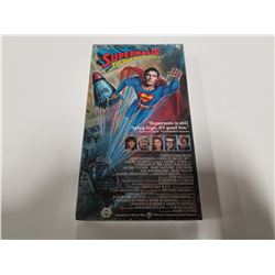 1987 Unopened VHS Superman - The Quest for Peace