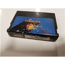 1983 TRS-80 Color Computer Game: Star Blaze