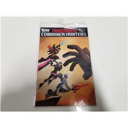 2015 IDW Hasbro Transformers Combiner Hunters