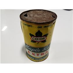 Co-op Maple Leaf Extra Quart Tin