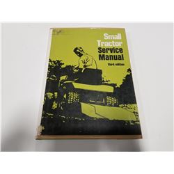 1972 Small Tractor Service Manual 3rd Edition