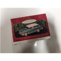 Hallmark Keepsake Ornament - 1955 Chevrolet Nomad Wagon