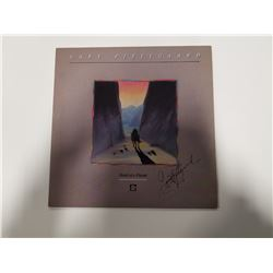 Gary Fjellgard: 1989 Heart of a Dream Signed Vinyl Record