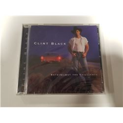 Clint Black: Nothin' But the Taillights CD