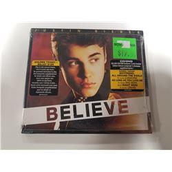 Justin Bieber: Believe CD/DVD