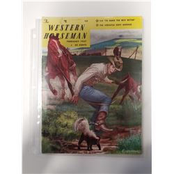 The Western Horseman Magazine - February 1957