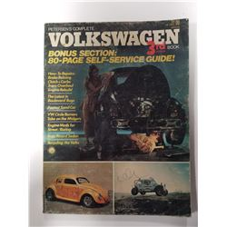1973 Petersen's Complete Volkswagen 3rd Edition Book