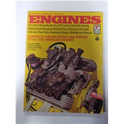 1973 Petersen's Complete Book of Engines 9th Edition