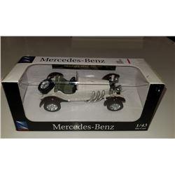 2002 Newray 1931 Mercedes-Benz SSKL 1:43 Scale Diecast