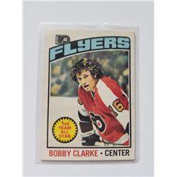 1976 O-PEE-CHEE #70 Bobby Clarke