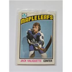 1976 O-PEE-CHEE #294 Jack Valiquette