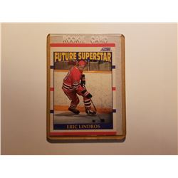 1990 Score #440 Eric Lindros Rookie Card