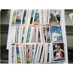 Lot of 175 1991 40th Anniversary TOPPS Baseball Cards