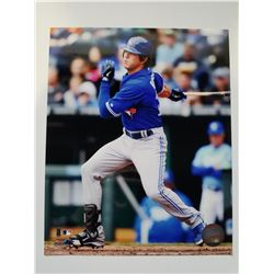 2012 Official MLB Glossy 8x10 Photo of Colby Rasmus