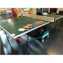 KETTLER PING-PONG TABLE