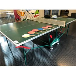 KETTLER PING-PONG TABLE