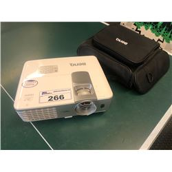 BENQ MODEL W1080ST DIGITAL PROJECTOR WITH CASE