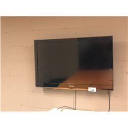 SAMSUNG FLATSCREEN TV WITH STATIC WALL MOUNT