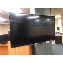 SHARP FLATSCREEN TV WITH FULL MOTION MOUNT
