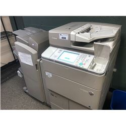 CANON IMAGERUNNER ADVANCE 6255 DIGITAL MULTIFUNCTION COPIER WITH 4 PAPER TRAYS AND