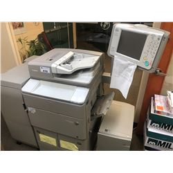 CANON IMAGERUNNER ADVANCE 8205 DIGITAL MULTIFUNCTION COPIER WITH FINISHER/SORTER