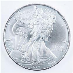 USA .999 Fine Eagle Dollar 2014 1oz
