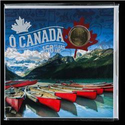 RCM OH Canada 150 Years - Coin Folio