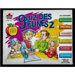 Vintage Canada Games Quiz
