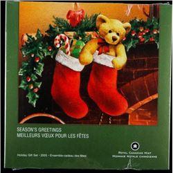 RCM 2005 Holiday Gift Set Folio UNC