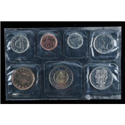 RCM Canada 2008 UNC Coin Set