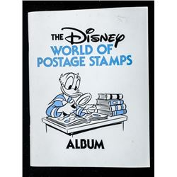 Disney's World of Postage Stamps - Scarce