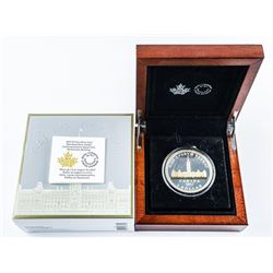 2017 RCM Masters Club 'Renewed Silver Dollar'  .999 Fine Silver Deluxe Wood Case with  C.O.A.