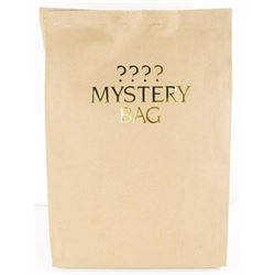 """Mystery Bag - Coins, Jewellery, RCM, Sports,  Collectibles and More. Approx. Bag Size:  11x16.5x7"""""""