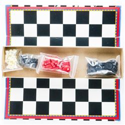 Chess Set Vintage