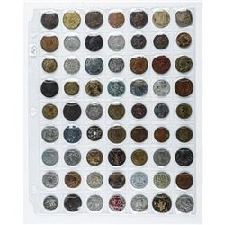 Group (63) Foreign Coins