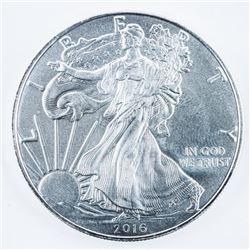 USA .999 Fine Eagle Dollar 2016 1oz