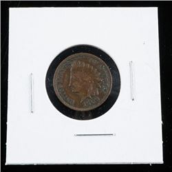 1909 USA Indian Head Penny