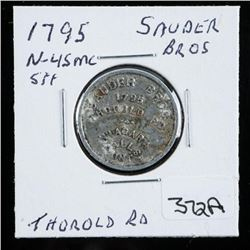 1795 Saunder Bros. N-45MC - Token Thorold RD