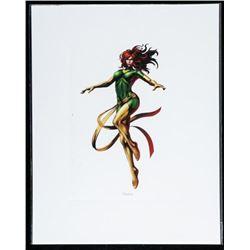 Marvel 8x10 Giclee Phoenix
