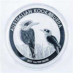 2016 Australian Kookaburra $1.00, 1oz ASW  Proof