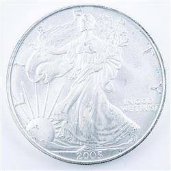 Canada 2005 Eagle Dollar .9999 Fine Dollar