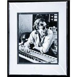 John Lennon 11x14 Vintage Photo - Studio  Collage Signed by Personal Photographer