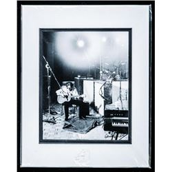 John Lennon -Yoko Ono Vintage 11x14 Studio  Photo Signed by Personal Photographer