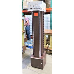 Swiveling Vertical Retail Display Column