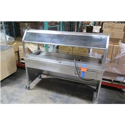 Mer-Chicken-Dizer Heated Display Case