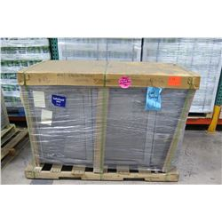 Glastender BB60BW 2-Zone Refrigerated Back Bar Cabinet (New in Crate)
