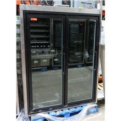 Hussmann HGL-2-TS Low-Temperature Merchandiser