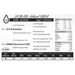 GMAR Ashland H804
