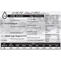 GMAR Ashland H768