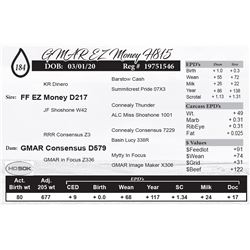 GMAR EZ Money H815